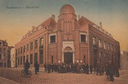 MAASTRICHT -  1920 - Postkantoor - Fraaie Ansicht - Maastricht