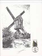 2215 Keerbergen De Molen Moulin - Bélgica