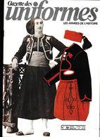 Revue Militaire GAZETTE Des UNIFORMES Mars/Avril 1976 Numéro 30 - Books, Magazines, Comics