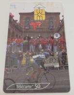 Télécarte - LE VELO - Tour De France 2001 - Sport