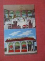 Chimes Restaurant  - Florida > St Augustine>  Ref 4282 - St Augustine