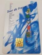 Télécarte - LE VELO - Tour De France 1998 - Sport