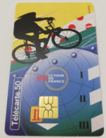 Télécarte - LE VELO - Tour De France 1999 - Sport