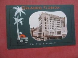San Juan Hotel  Orlando  Florida >  Ref 4282 - Orlando
