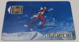 Télécarte - LES SPORTS D'HIVER - - Sport