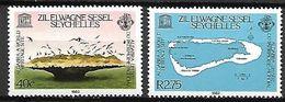 SEYCHELLES    -     1982  .   UNESCO     Neufs ** - Seychelles (1976-...)