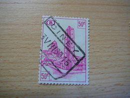 (07.08) BELGIE 1954 TR 351  Afstempeling CINEY - Ferrocarril