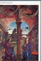 °°° Cartolina - Ferrara Museo Della Cattedrale L'annunciazione  Nuova °°° - Ferrara