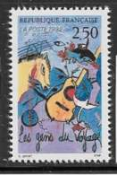 Maury 2782 - 2,50 Les Gens Du Voyage - ** - Neufs