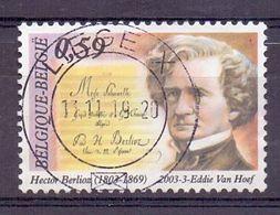 Belgie - 2003 - OBP - 3156 - Hector Berlioz - Belgium
