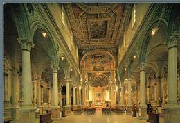°°° Cartolina - Ferrara Basilica Di S. Maria In Vado Interno Nuova °°° - Ferrara