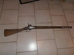 Vieux Fusil. - Sammlerwaffen