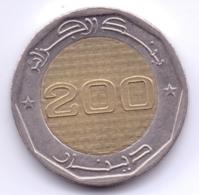 ALGERIE 2012: 200 Dinars, KM 140 - Algeria