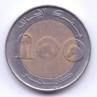 ALGERIE 2009: 100 Dinars, KM 132 - Algeria