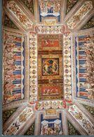 °°° Cartolina - Ferrara Castello Estense Saletta Dei Giochi Volta Affrescata Nuova °°° - Ferrara