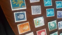 CANADA REGINA BLU 1 VALORE - Stamps