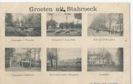Stabroek - Groeten Uit Stabroeck - Phot. F. Hoelen, Cappellen - 1914 - Stabroek