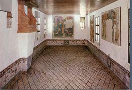 °°° Cartolina - Ferrara Casa Romei Salone D'onore Nuova °°° - Ferrara