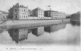 Epinal (88) - Le Petit Et Le Grand Collège - Epinal