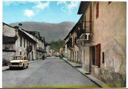 Bernezzo (Cuneo). Via Regina Margherita. Auto, Car, Voitures. Insegna Sali E Tabacchi. - Cuneo