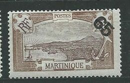 MARTINIQUE N°  90 * TB 2 - Neufs