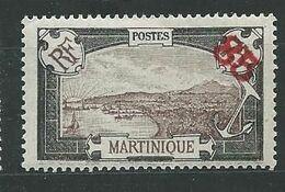 MARTINIQUE N°  91 * TB 1 - Neufs