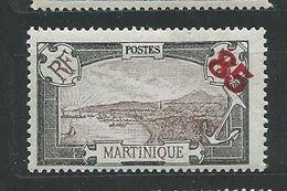 MARTINIQUE N°  91 * TB 2 - Neufs