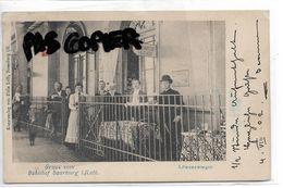 57 SARREBOURG  SAARBURG  GRUSS VOM BAHNHOF - Sarrebourg