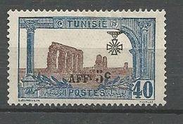 TUNISIE N° 89 NEUF*  CHARNIERE / MH - Tunisia (1888-1955)