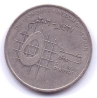 JORDAN 2006: 5 Qirsh, KM 73 - Jordanie