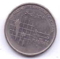 JORDAN 2004: 10 Qirsh, KM 74 - Jordan