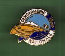 GENDARMERIE NATIONALE *** Signe ALPES TROPHEES *** 1071 (5-4) - Militair & Leger