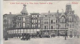 OOSTENDE / HOTEL ROYAL PHARE EN VILLAS LOUISE - ESPERANCE EN NEREE / UITGIFTE VG - Oostende