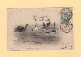 Algerie - Ain Ben Khelil - Oran - 31 Mai 1905 - Cpa Extreme Sud - Type Blanc - 1877-1920: Semi Modern Period
