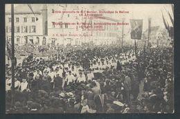 +++ CPA - Entrée Solennelle De Mgr MERCIER - Archevêque De MALINES - Mechelen 1906 - Les Séminaristes  // - Mechelen