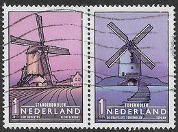 NVPH 3075-3076 - 2013 - Nederlandse Molens - Periodo 2013-... (Willem-Alexander)
