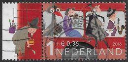 NVPH 3473d - 2016 - Kinderzegels - Periodo 2013-... (Willem-Alexander)