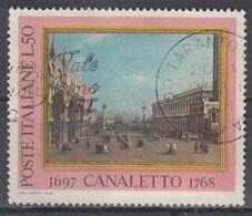 ITALY 1281,used - Arts