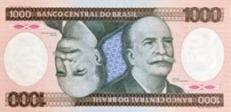 Brazil 1.000 Cruzeiros, P-201d (1986) - UNC - Brésil