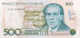 Brazil 500 Cruzados, P-212d (1986) - UNC - Brésil