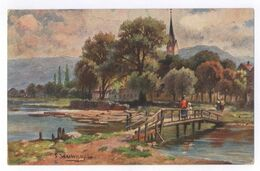 Heilinger Kunstverlag Rehn & Linzen Kassel No 362 Gelaufen 1910 Ründeroth - Helmlinger