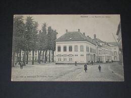 MECHELEN - Marché Aux Laines - Uitg. Hoffmann N°2425 - Mechelen