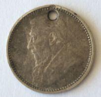 Pièce 3 Pence Afrique Du Sud (ZAR) 1896 - Sudáfrica