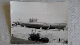 Foto U - Boot Auf Fehman Touristenattraktion Marine - 1939-45