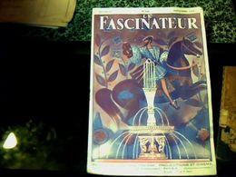Cinéma Revue Le Fascinateur  Avec Des Pubs Sur Des Projecteurs Cinéma Année 1936 - 1900 - 1949
