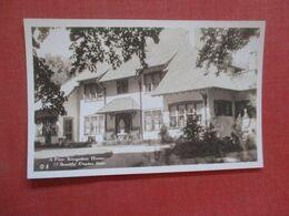 RPPC  A Fine Kingston Home  NY>   Ref 4284 - Elizabeth