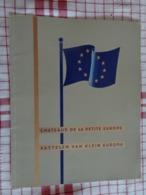 Jubilé : Album IV Kastelen Van Klein Europa - Chateaux De La Petite Europe - Bauchbinden (Zigarrenringe)