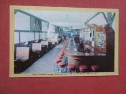 Interior Jerry's Cocktail Lounge   Paterson  - New Jersey    Ref 4284 - Etats-Unis