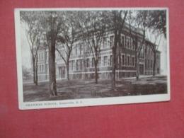Grammar School  Somerville New Jersey    Ref 4284 - Etats-Unis
