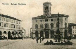 Oneglia * Piazza E Palazzo Municipale * Oneille Imperia Liguria Italia - Imperia